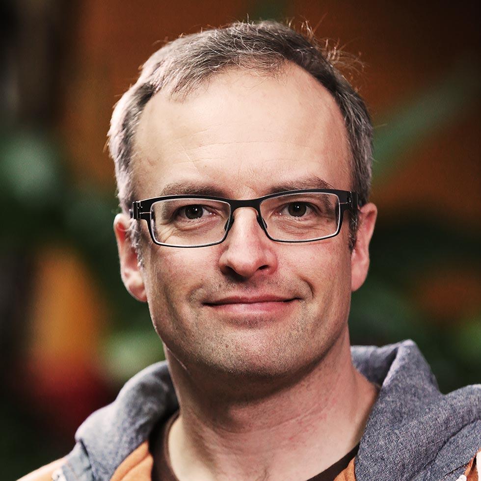 Kristian Stokholm, stifter af Maker Inspiration!