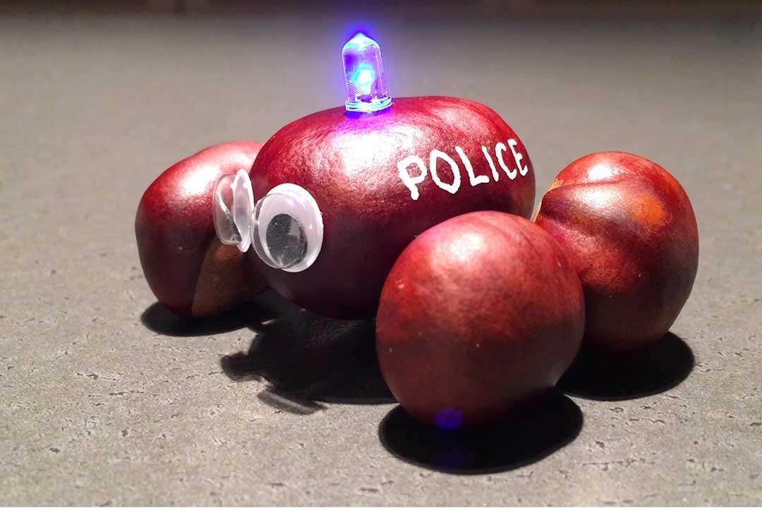 kastanje-politibil