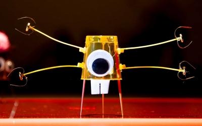 Byg mikro-robotter