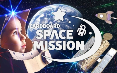 Workshop: Cardboard Space Mission